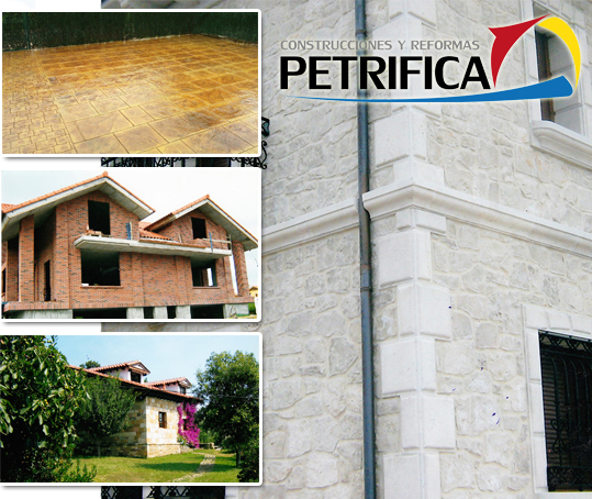 Construcciones Petrifica Cantabria - Bilbao